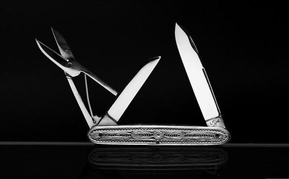 چاقو، صنایع دستی زنجان