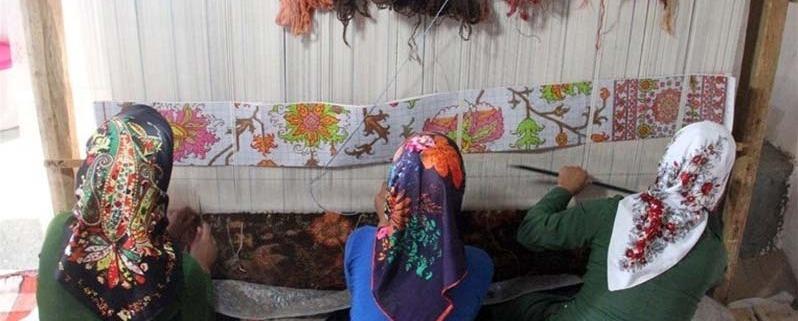 هنر فرش ایران