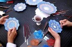 هنر میناکاری در زنجان